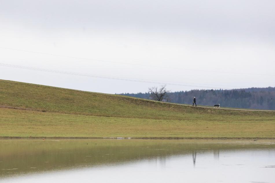 Plötzlich Wasser statt Wiese: Wo kommt der Schwarzwald-See her?