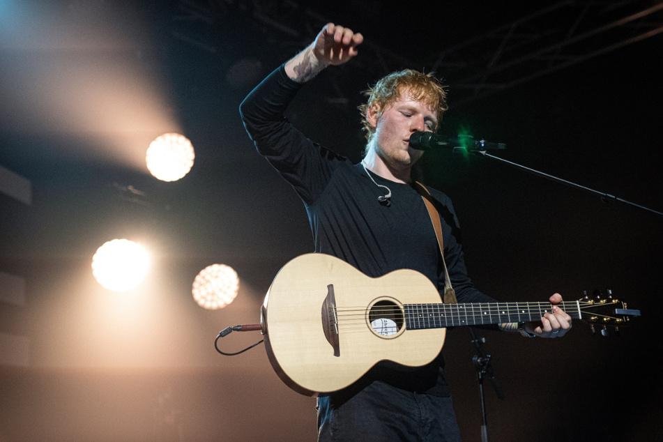 Auch der britische Sänger Ed Sheeran wird bei Global Citizen Live mitwirken.