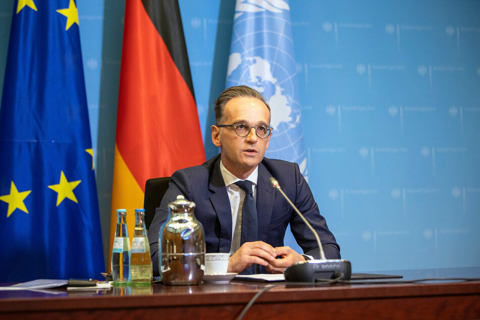 Außenminister Heiko Maas (SPD).