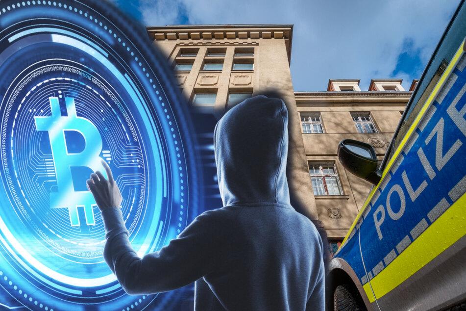 Bitcoin-Betrüger zocken in Sachsen mehrere Millionen ab