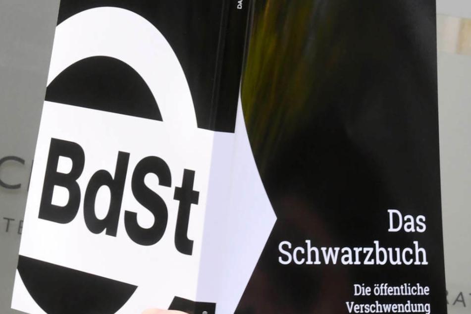 """""""Schwarzbuch 2020/21"""": Der Bund der Steuerzahler stellt am Dienstag seine jährliche Liste von Fällen mit massiver Geldverschwendung und dem sorglosen Umgang mit Steuergeldern vor."""