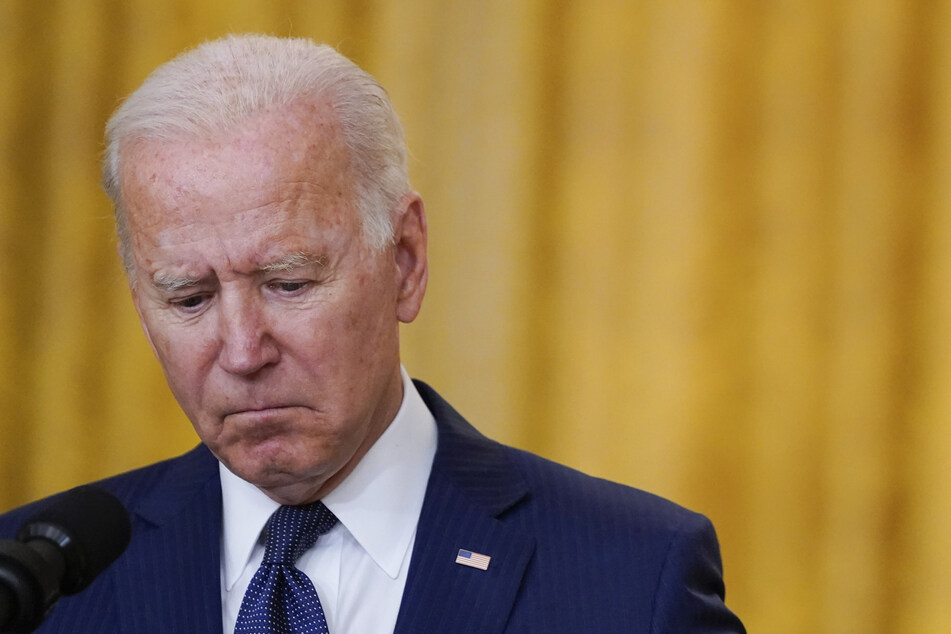 US-Präsident Joe Biden (78) droht den Taliban mit Vergeltung.