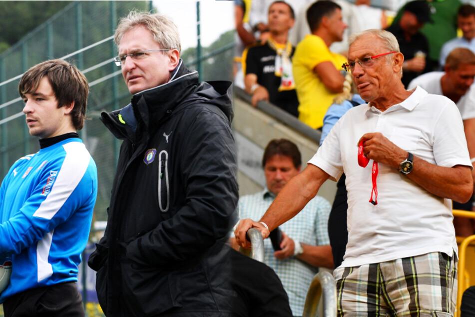 """Geyer & Heidrich analysieren! Ede meckert: """"Das war mir bei Dynamo zu viel Wiener Walzer"""""""
