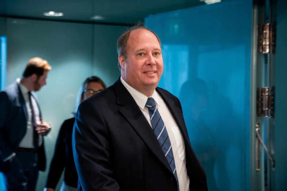 Helge Braun (CDU), Chef des Bundeskanzleramtes und Bundesminister für besondere Aufgaben.