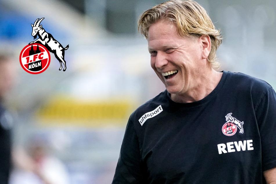 "1. FC Köln vor Union Berlin: ""Mannschaft möchte den Sack zu machen"""
