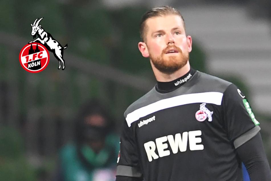 """Kölns Timo Horn hatte """"Schmerzen bei jeder Bewegung"""": So steht es um den FC-Keeper"""
