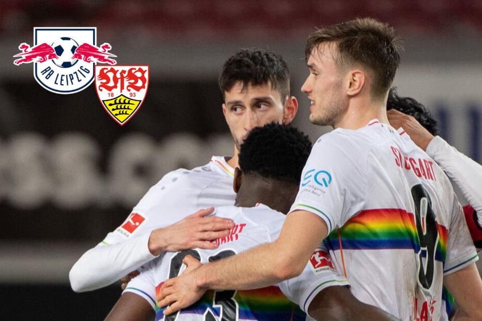 RB Leipzig auf Stürmersuche: Wird dieser Stuttgart-Star bald ein Roter Bulle?