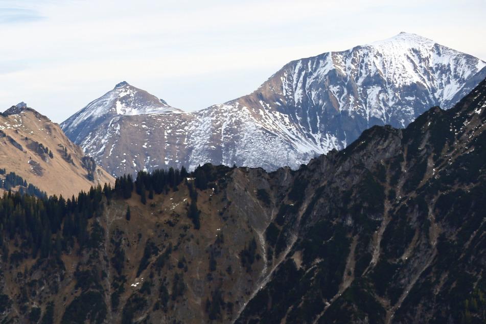 Unglück in den Alpen: Frau (†53) stürzt rund 150 Meter in die Tiefe