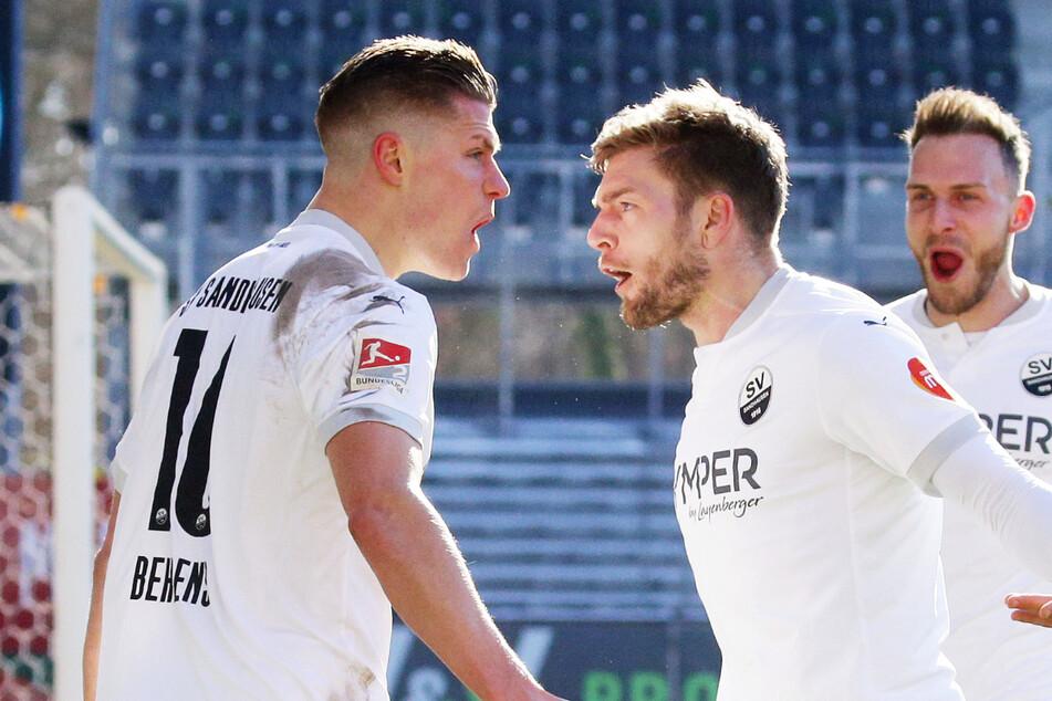 Ex-Dynamo trifft im Abstiegskracher: Esswein und Schmidt jubeln!
