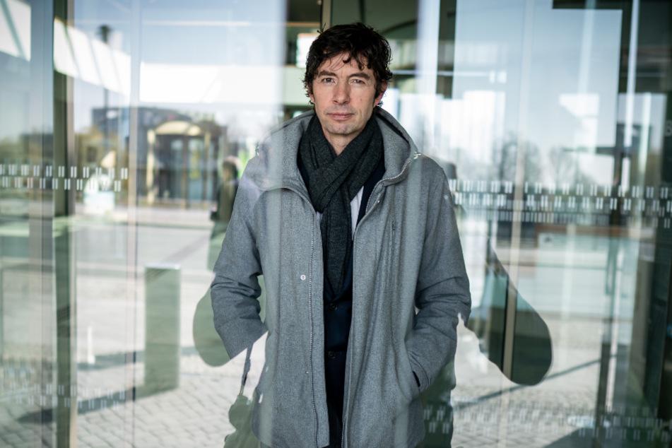 Der Virologe Christian Drosten von der Berliner Charité.
