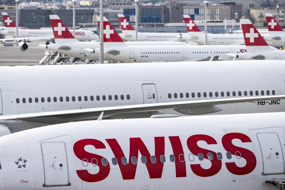 Die Flieger der Lufthansa-Tochter Swiss sollen im Juni wieder abheben.