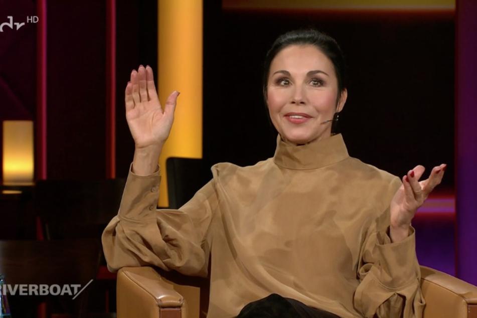Kabarettistin Katrin Weber: Beschwipst auf der Bühne!