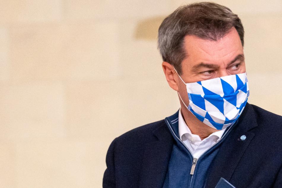Bayerns Ministerpräsident Markus Söder sieht die kommenden vier Wochen als entscheidend für Deutschland an.