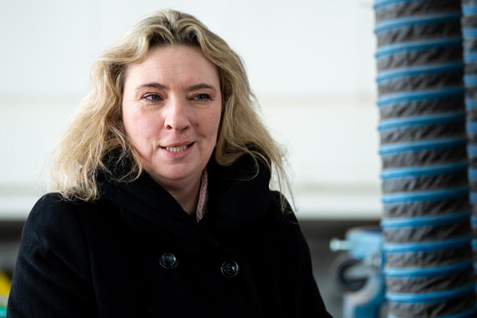 """Bauministerin Kerstin Schreyer (CSU) betont: """"Bezahlbarer Wohnraum ist essenziell"""". (Archiv)"""