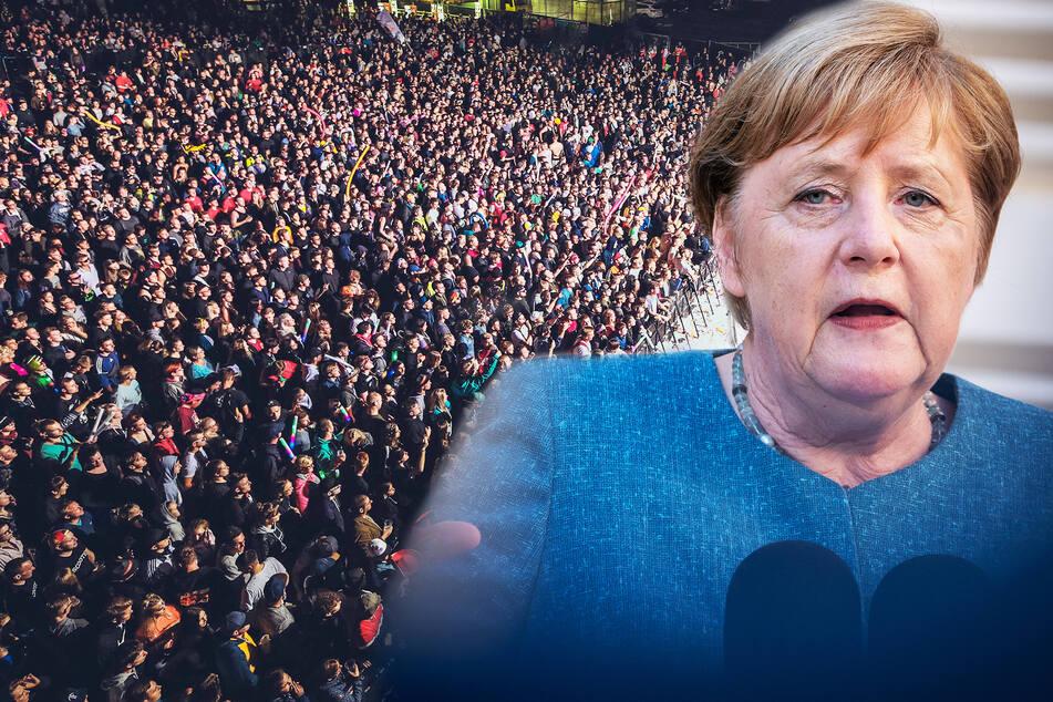 Kanzlerin Merkel spricht Klartext: Darauf haben sich Bund und Länder heute verständigt