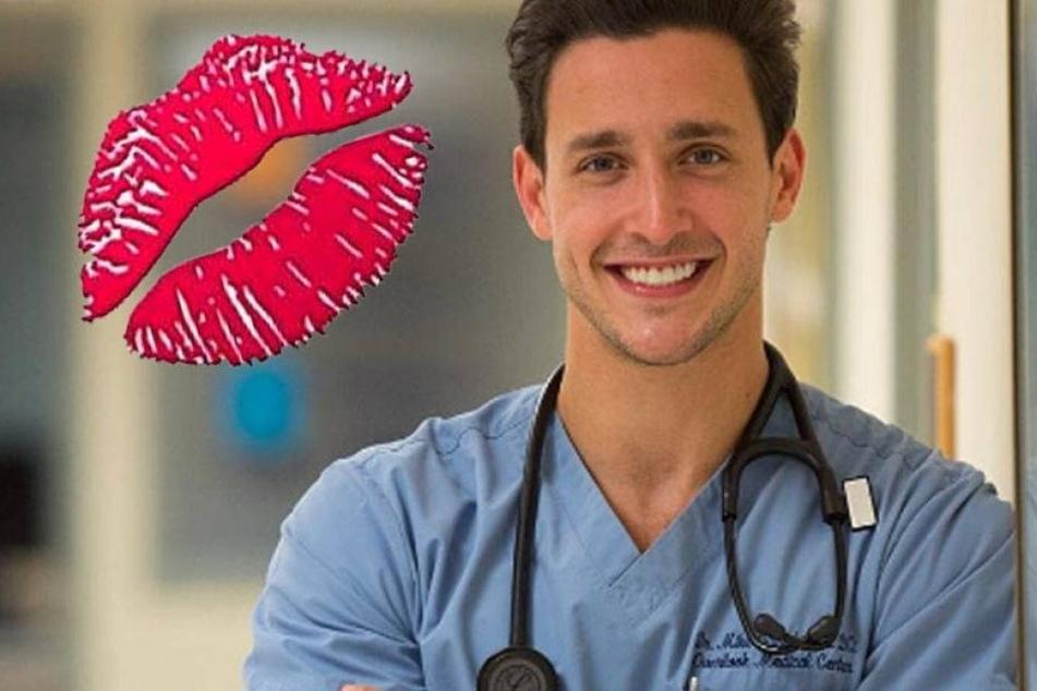 Dieser Arzt ist noch Single und sucht ein Date