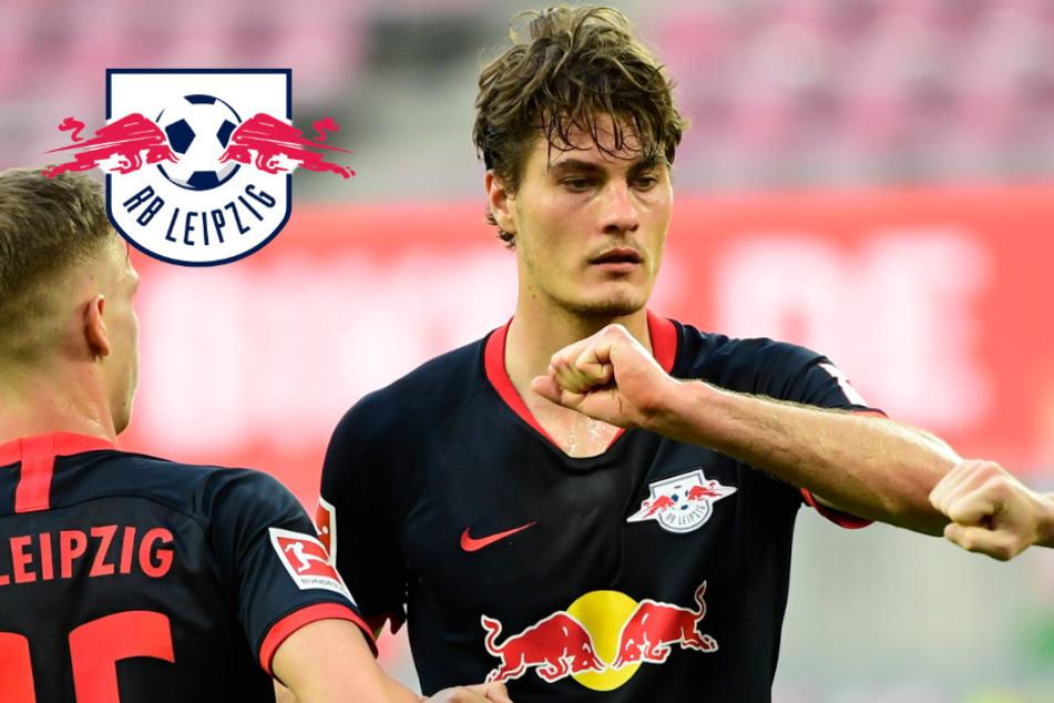 Konkurrenz aus der Bundesliga: Verliert RB Leipzig Patrik Schick?