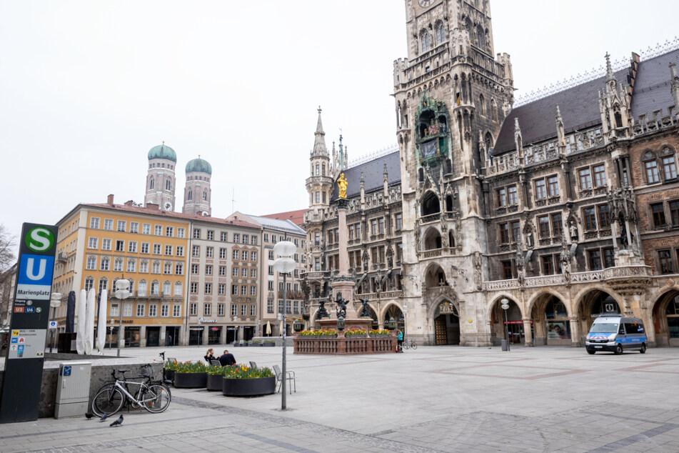 Die Coronavirus-Pandemie hat das Leben fest im Griff: Ab Mittwoch werden wieder verschärfte Lockdown-Regeln in München gelten.