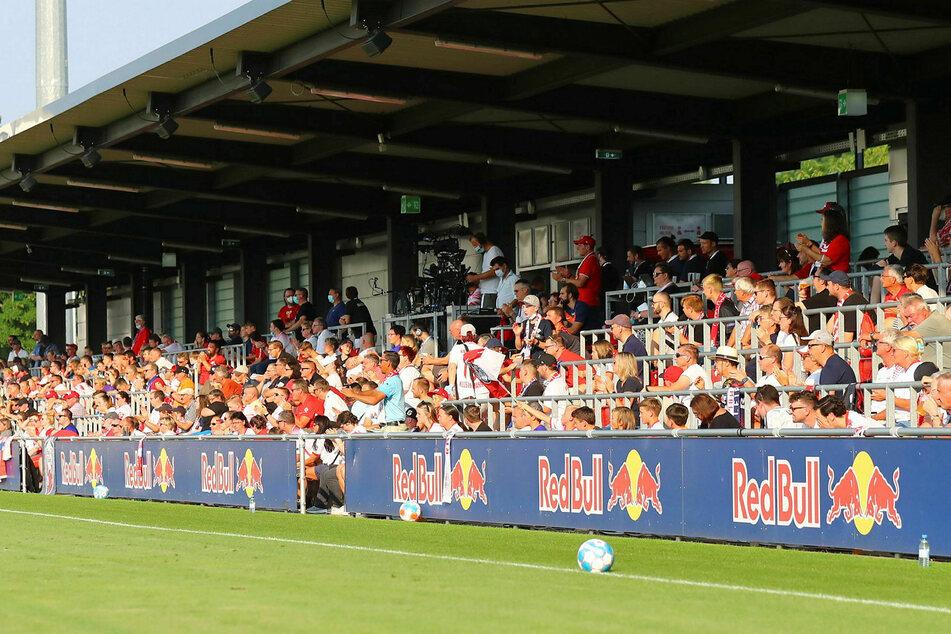 650 Zuschauer waren im Trainingszentrum am Cottaweg dabei.