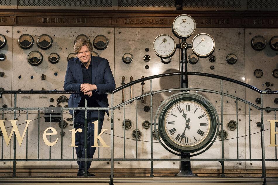 """""""Die SWR Talkshow"""" kommt am Freitag um 22 Uhr - das """"Nachtcafé"""" mit Moderator Michael Steinbrecher (55) aus dem E-Werk Baden-Baden."""