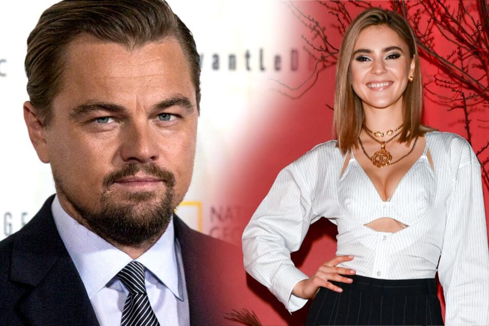 Stefanie Giesinger (24) gab Leonardo DiCaprio (46) einen Korb.