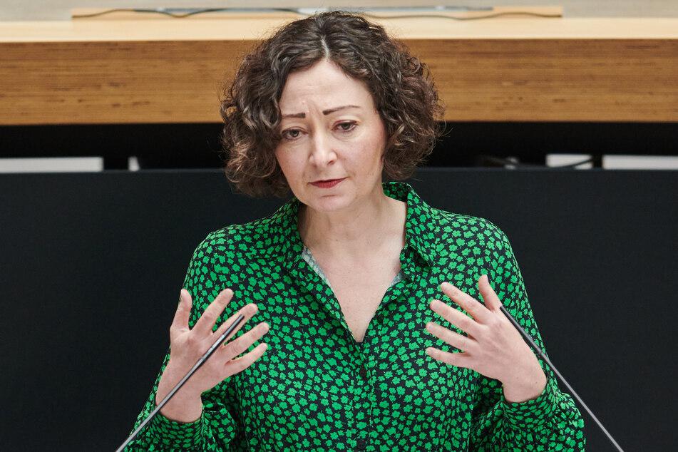 Berlins Wirtschaftssenatorin Ramona Pop (43, Grüne) zeigt sich bezüglich der Delta-Variante des Coronavirus besorgt.