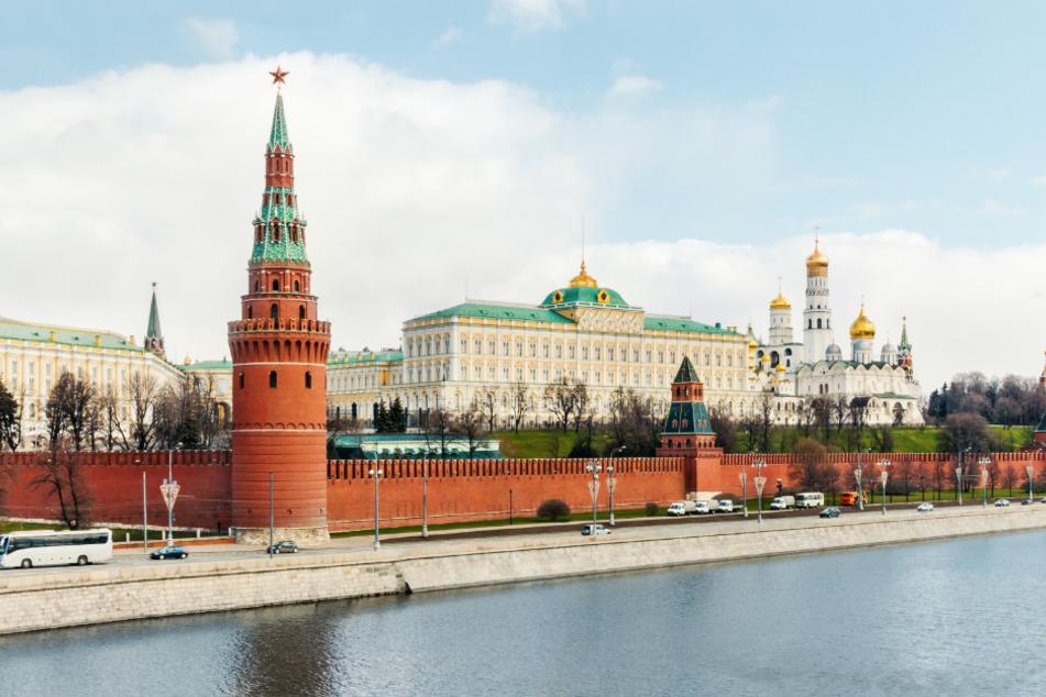 Der Moskauer Kreml ist der historische und politische Mittelpunkt der russischen Hauptstadt.