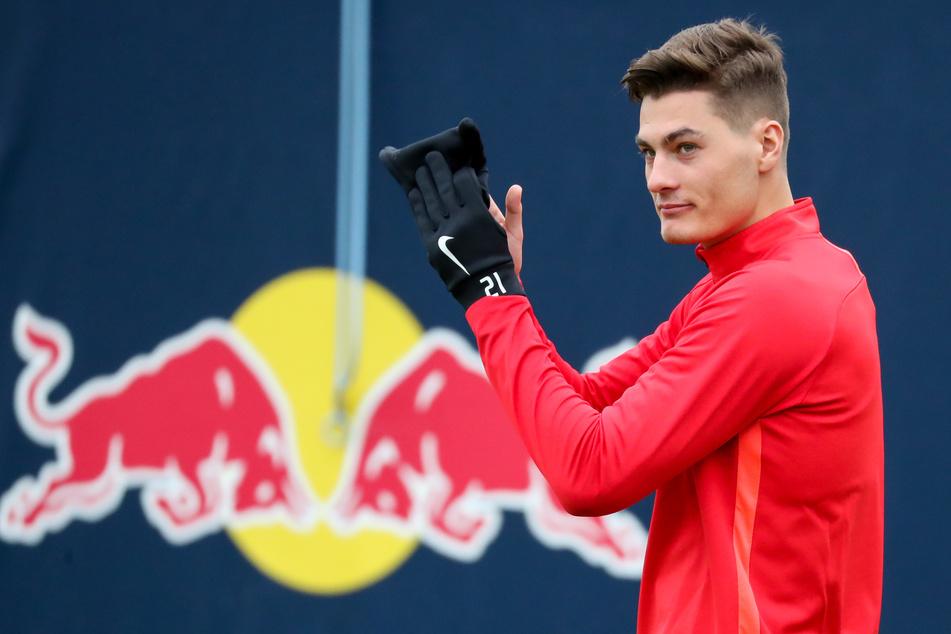 Patrik Schick (24) würde gern in Leipzig bleiben.