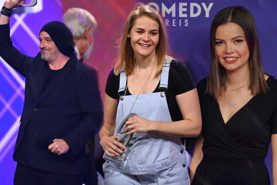 Deutscher Comedypreis: Hazel Brugger überrascht, Sträter lacht, und wer ist die Newcomerin?