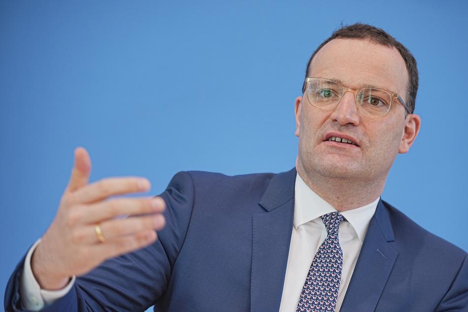 Bundesgesundheitsminister Jens Spahn (41, CDU).