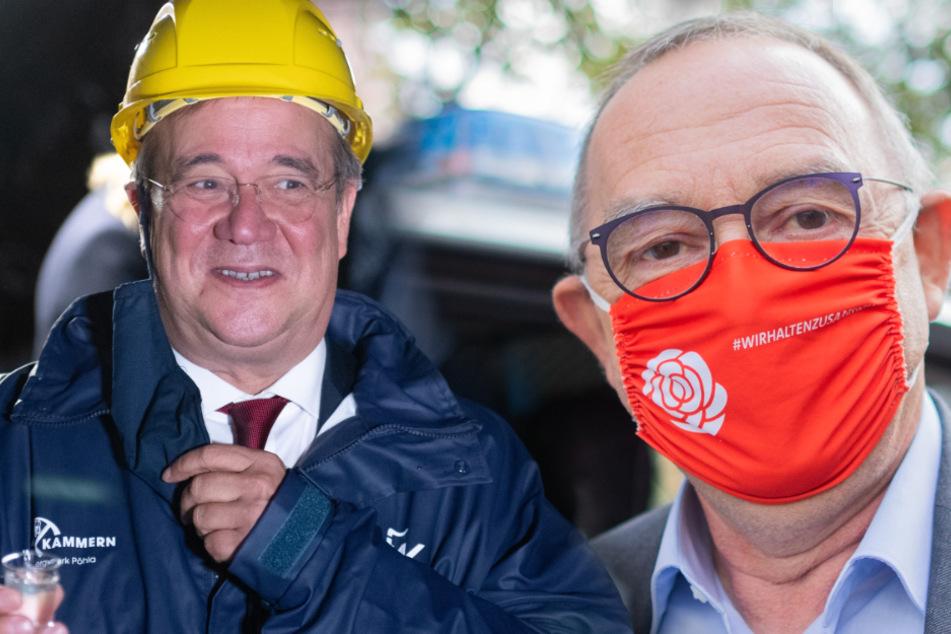 Walter-Borjans kritisiert Laschet-Auftritt in Sachsen
