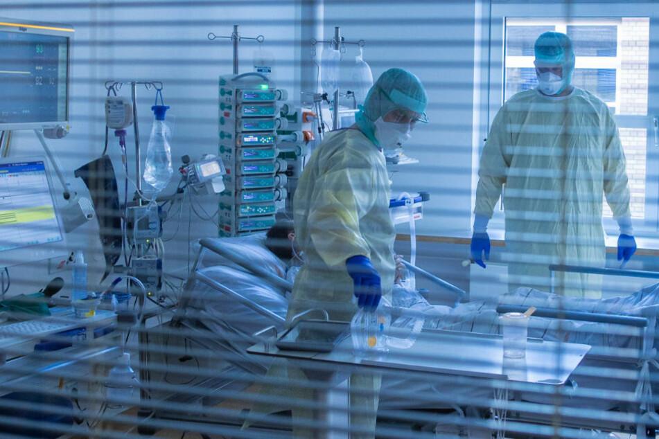"Berlin: Nach Corona-Ausbruch: Erste Reha-Klinik wird ""Corona-Krankenhaus"""