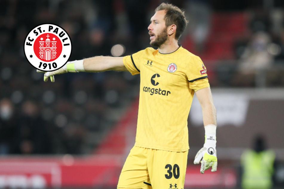 St.-Pauli-Keeper Himmelmann trainiert nicht mehr mit dem Team