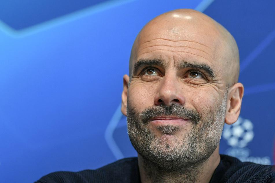 Pep Guardiola (49) bleibt Manchester City weiterhin erhalten.
