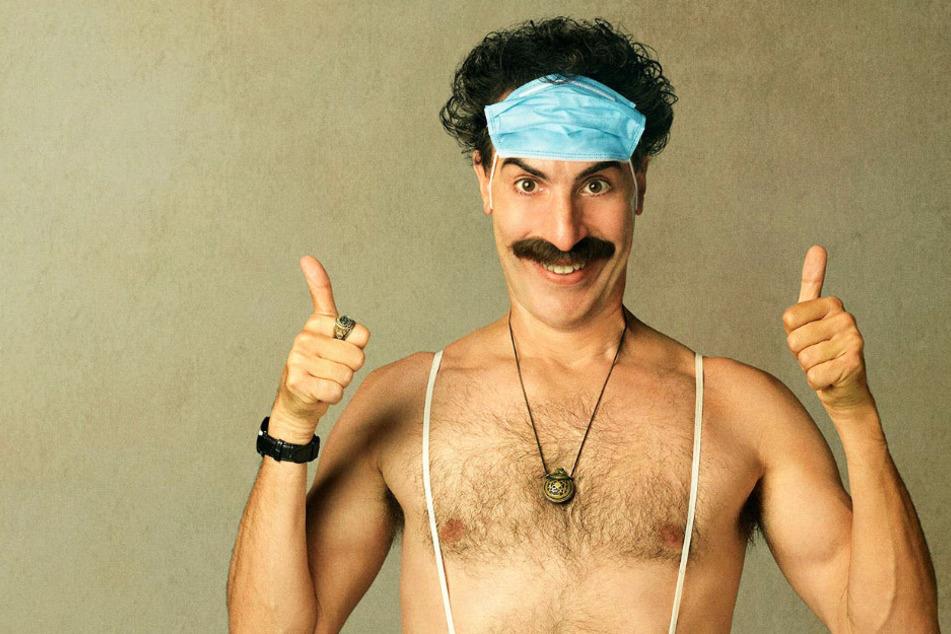 """Borat 2"" bei Amazon Prime: Explosiver Mix aus Rassismus, Sexismus und Antisemitismus!"