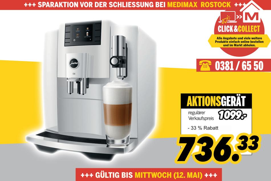 E8 (EB) von Jura für 736,33 Euro
