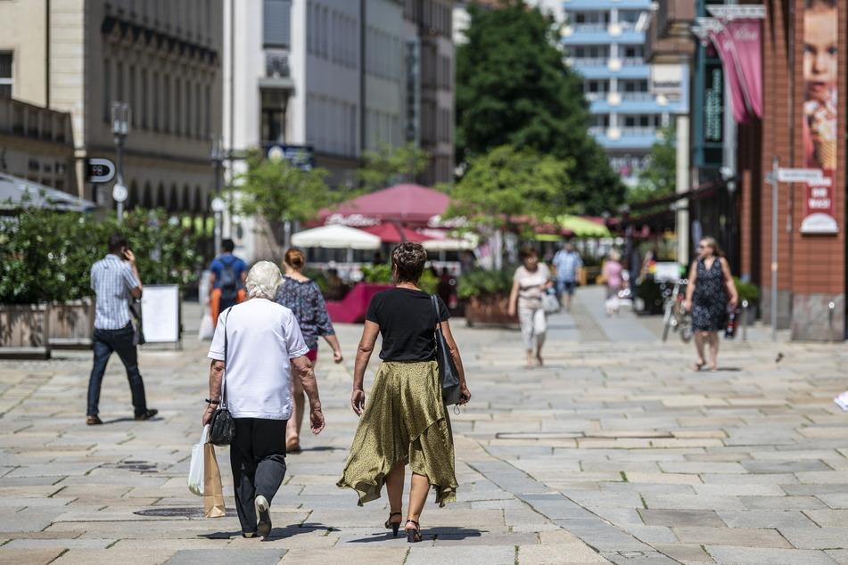 Oft ist die Chemnitzer Innenstadt nur spärlich besucht. Das soll sich künftig ändern.