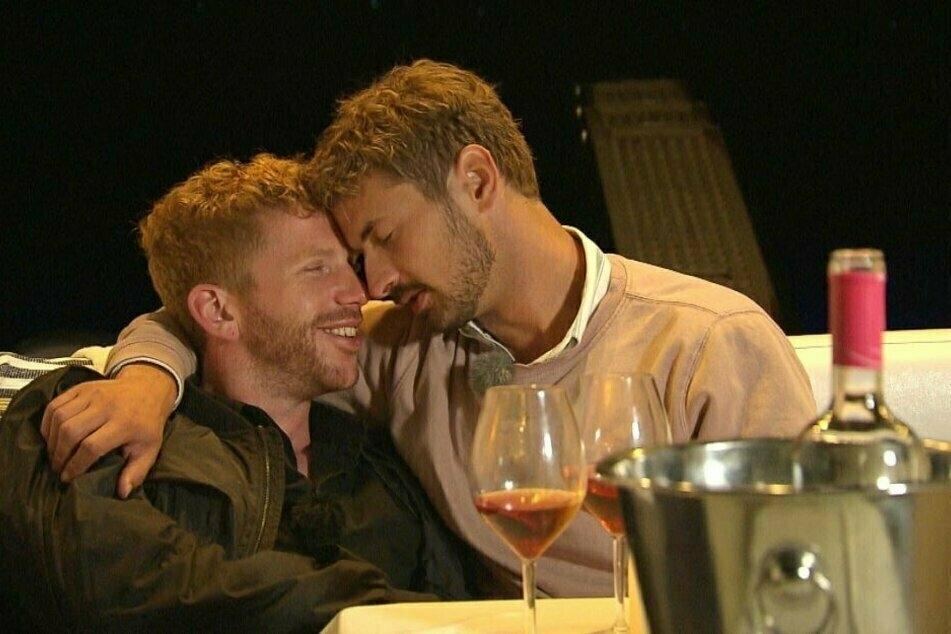 """Nicolas Puschmann (29) und Lars Tönsfeuerborn (30) haben sich in der ersten Staffel """"Prince Charming"""" kennengelernt."""