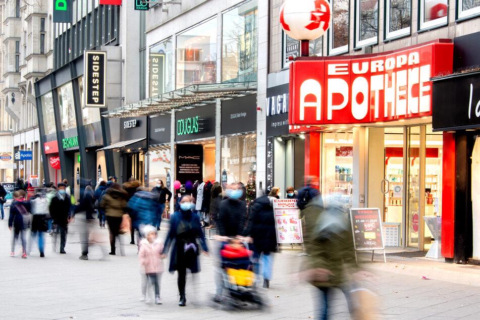 Viele Einzelhändler hoffen auf bald wieder offene Geschäfte und viele Kunden.