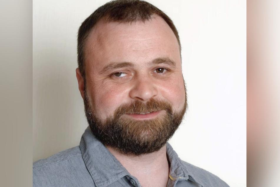 Bürgermeister Tristan Mühl (36, Freie Wähler)