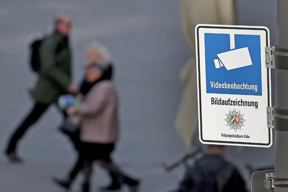 Videoüberwachung hinterm Kölner Hauptbahnhof ist verboten!
