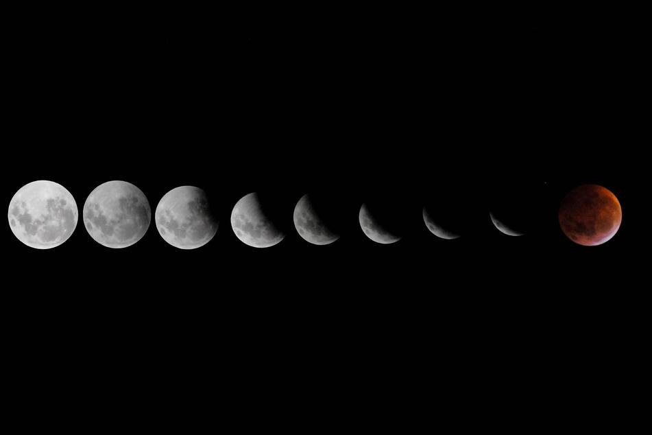 Aktuelle News zur nächsten Mondfinsternis findet Ihr auf diesem Kanal (Foto: Unsplash/Ramiro Martinez).