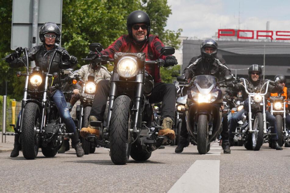 Nach Biker-Demo: Verkehrsclub kritisiert die Kradfahrer