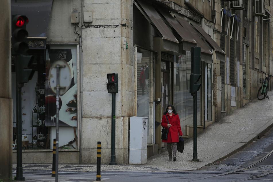 Seit Ausbruch der Pandemie wurden in Portugal bereits mehr als 466.000 Corona-Infektionen gezählt.