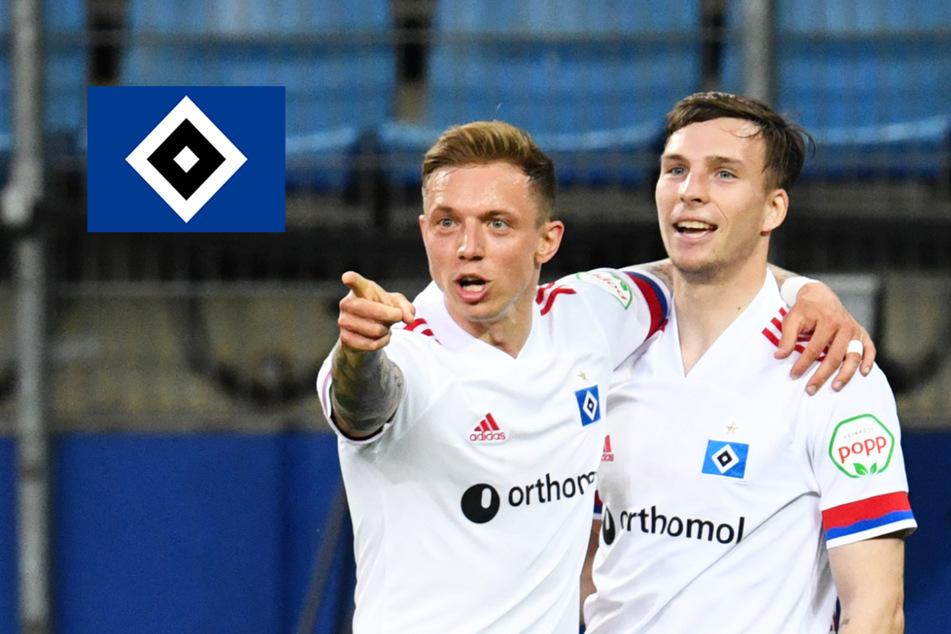 DFL ändert Torschützen: HSV-Youngster Robin Meißner hat sein erstes Profitor!