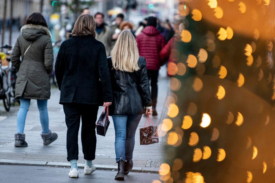 Der verkaufsoffene Sonntag am 4. Advent wird vermutlich gestrichen.