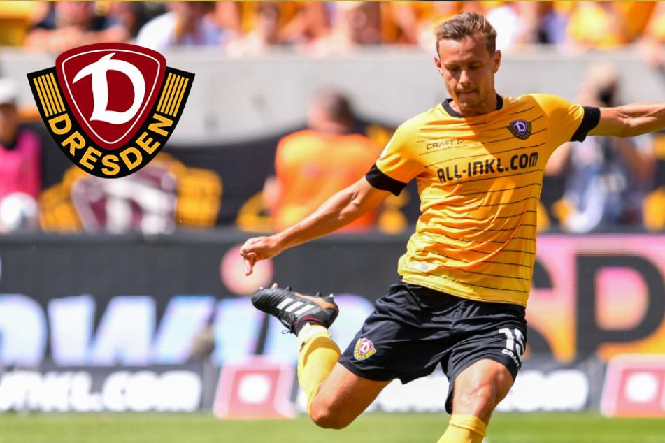 Dynamo: Chris Löwe betritt in der 3. Liga Neuland und verpasst den Start