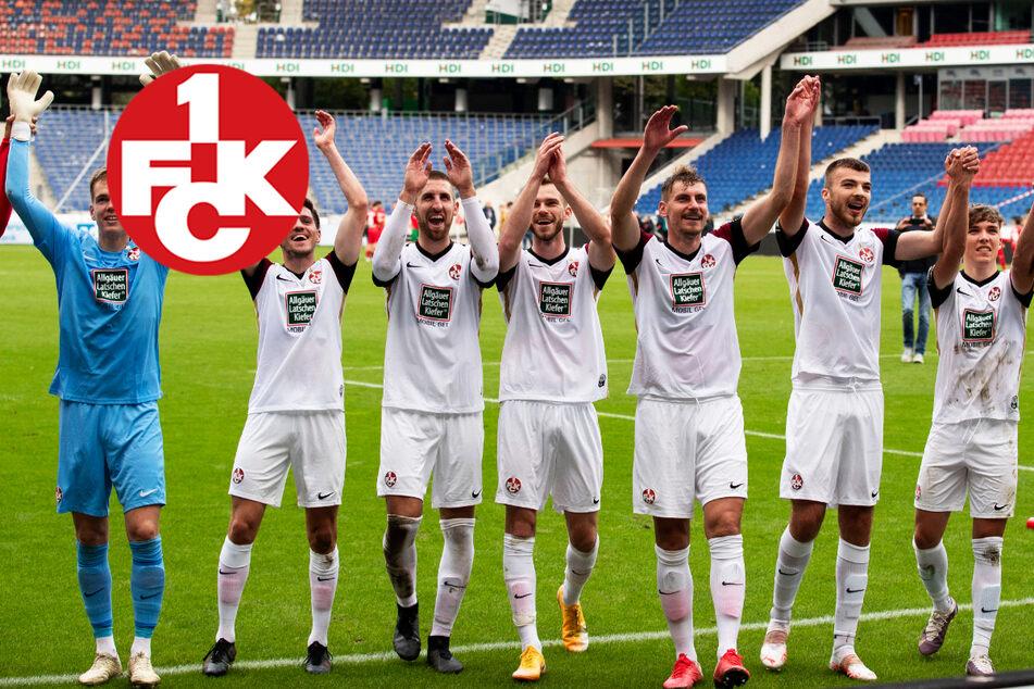 Rote Teufel in Galaform! 1. FC Kaiserslautern schießt TSV Havelse ab
