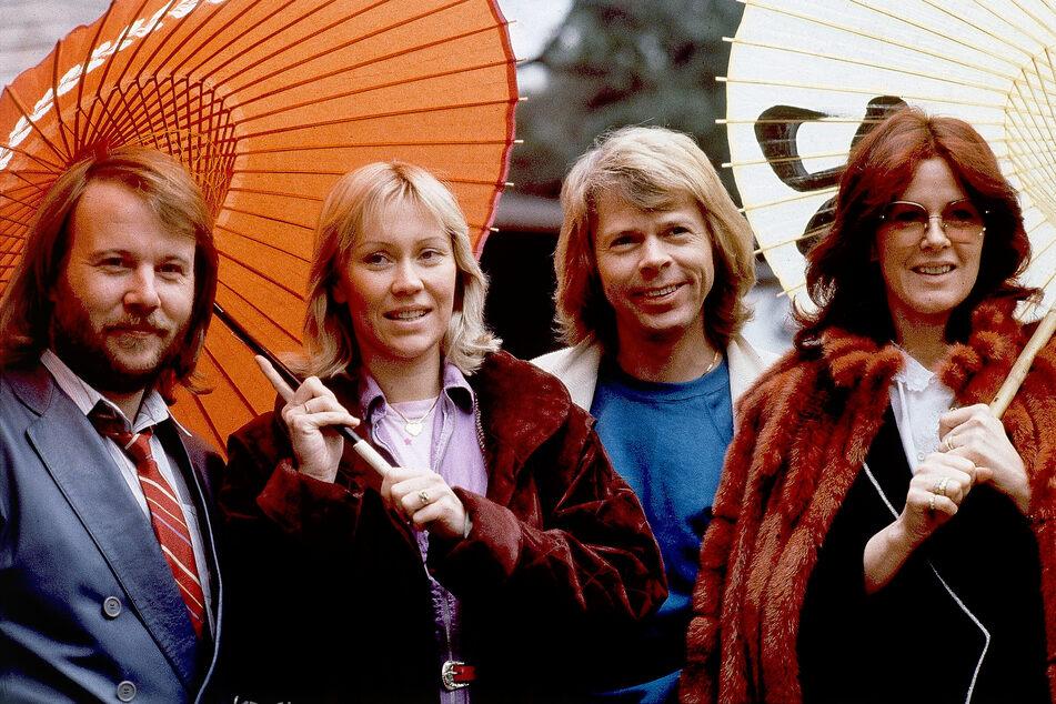 ABBA feiern nach 40 Jahren ein fulminantes Comeback. (Archivbild)