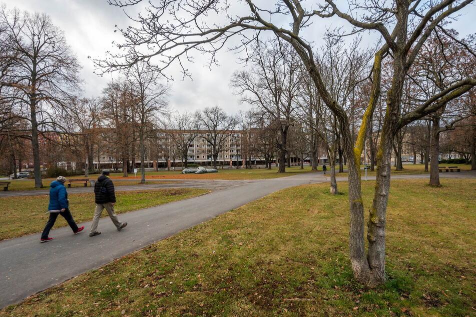 Der Schillerplatz soll im Zusammenhang mit der Kulturhauptstadt neu gestaltet werden.